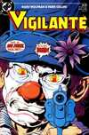 Vigilante #15 comic books - cover scans photos Vigilante #15 comic books - covers, picture gallery