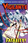 Vigilante #6 comic books - cover scans photos Vigilante #6 comic books - covers, picture gallery