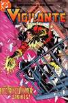 Vigilante #9 comic books - cover scans photos Vigilante #9 comic books - covers, picture gallery