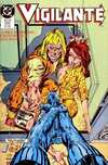 Vigilante #33 comic books - cover scans photos Vigilante #33 comic books - covers, picture gallery