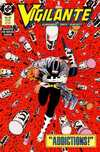 Vigilante #44 Comic Books - Covers, Scans, Photos  in Vigilante Comic Books - Covers, Scans, Gallery