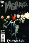 Vigilante #2 comic books for sale