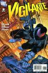 Vigilante #8 comic books for sale