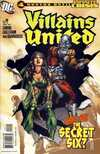 Villains United #2 comic books - cover scans photos Villains United #2 comic books - covers, picture gallery