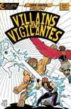 Villains and Vigilantes #2 comic books - cover scans photos Villains and Vigilantes #2 comic books - covers, picture gallery