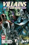 Villains for Hire # comic book complete sets Villains for Hire # comic books