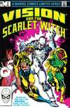 Vision and the Scarlet Witch #2 comic books for sale
