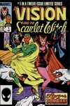 Vision and the Scarlet Witch # comic book complete sets Vision and the Scarlet Witch # comic books
