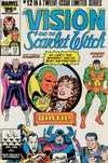 Vision and the Scarlet Witch #12 comic books - cover scans photos Vision and the Scarlet Witch #12 comic books - covers, picture gallery