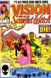 Vision and the Scarlet Witch #3 comic books - cover scans photos Vision and the Scarlet Witch #3 comic books - covers, picture gallery
