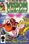 Vision and the Scarlet Witch #5 comic books - cover scans photos Vision and the Scarlet Witch #5 comic books - covers, picture gallery