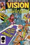 Vision and the Scarlet Witch #6 comic books - cover scans photos Vision and the Scarlet Witch #6 comic books - covers, picture gallery