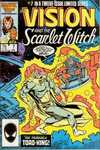 Vision and the Scarlet Witch #7 comic books - cover scans photos Vision and the Scarlet Witch #7 comic books - covers, picture gallery