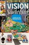 Vision and the Scarlet Witch #9 Comic Books - Covers, Scans, Photos  in Vision and the Scarlet Witch Comic Books - Covers, Scans, Gallery