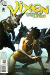 Vixen: Return of the Lion #2 Comic Books - Covers, Scans, Photos  in Vixen: Return of the Lion Comic Books - Covers, Scans, Gallery