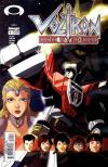 Voltron: Defender of the Universe comic books
