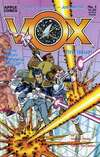 Vox Comic Books. Vox Comics.