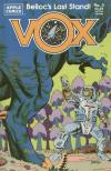 Vox #3 comic books for sale