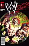 WWE Heroes #2 Comic Books - Covers, Scans, Photos  in WWE Heroes Comic Books - Covers, Scans, Gallery