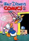 Walt Disney's Comics and Stories #102 comic books - cover scans photos Walt Disney's Comics and Stories #102 comic books - covers, picture gallery
