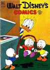 Walt Disney's Comics and Stories #145 comic books - cover scans photos Walt Disney's Comics and Stories #145 comic books - covers, picture gallery