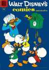 Walt Disney's Comics and Stories #194 comic books - cover scans photos Walt Disney's Comics and Stories #194 comic books - covers, picture gallery