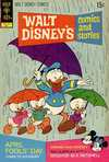 Walt Disney's Comics and Stories #380 comic books - cover scans photos Walt Disney's Comics and Stories #380 comic books - covers, picture gallery