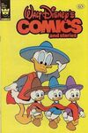 Walt Disney's Comics and Stories #499 Comic Books - Covers, Scans, Photos  in Walt Disney's Comics and Stories Comic Books - Covers, Scans, Gallery