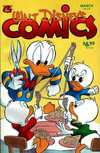 Walt Disney's Comics and Stories #610 comic books - cover scans photos Walt Disney's Comics and Stories #610 comic books - covers, picture gallery