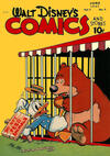 Walt Disney's Comics and Stories #81 comic books - cover scans photos Walt Disney's Comics and Stories #81 comic books - covers, picture gallery