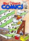 Walt Disney's Comics and Stories #83 comic books - cover scans photos Walt Disney's Comics and Stories #83 comic books - covers, picture gallery