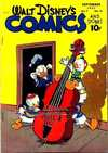 Walt Disney's Comics and Stories #84 comic books for sale