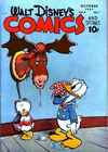 Walt Disney's Comics and Stories #85 comic books - cover scans photos Walt Disney's Comics and Stories #85 comic books - covers, picture gallery
