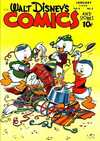 Walt Disney's Comics and Stories #88 comic books - cover scans photos Walt Disney's Comics and Stories #88 comic books - covers, picture gallery