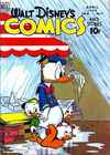 Walt Disney's Comics and Stories #91 comic books - cover scans photos Walt Disney's Comics and Stories #91 comic books - covers, picture gallery