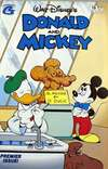 Walt Disney's Donald and Mickey comic books