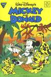 Walt Disney's Mickey and Donald #10 comic books - cover scans photos Walt Disney's Mickey and Donald #10 comic books - covers, picture gallery