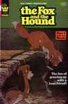 Walt Disney's The Fox and the Hound comic books