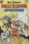 Walt Disney's Uncle Scrooge Adventures comic books