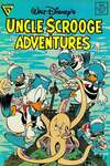 Walt Disney's Uncle Scrooge Adventures #12 comic books - cover scans photos Walt Disney's Uncle Scrooge Adventures #12 comic books - covers, picture gallery