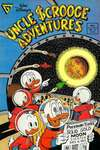 Walt Disney's Uncle Scrooge Adventures #13 comic books - cover scans photos Walt Disney's Uncle Scrooge Adventures #13 comic books - covers, picture gallery