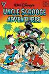 Walt Disney's Uncle Scrooge Adventures #18 comic books - cover scans photos Walt Disney's Uncle Scrooge Adventures #18 comic books - covers, picture gallery