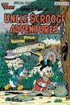 Walt Disney's Uncle Scrooge Adventures #20 comic books - cover scans photos Walt Disney's Uncle Scrooge Adventures #20 comic books - covers, picture gallery