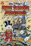 Walt Disney's Uncle Scrooge Adventures #25 comic books - cover scans photos Walt Disney's Uncle Scrooge Adventures #25 comic books - covers, picture gallery