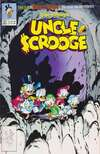 Walt Disney's Uncle Scrooge #261 comic books - cover scans photos Walt Disney's Uncle Scrooge #261 comic books - covers, picture gallery