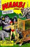 Wambi: Jungle Boy #5 Comic Books - Covers, Scans, Photos  in Wambi: Jungle Boy Comic Books - Covers, Scans, Gallery