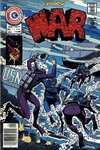 War #7 comic books - cover scans photos War #7 comic books - covers, picture gallery