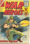 War Heroes #1 comic books - cover scans photos War Heroes #1 comic books - covers, picture gallery
