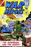 War Heroes #22 comic books for sale