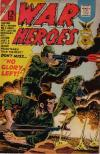 War Heroes #23 Comic Books - Covers, Scans, Photos  in War Heroes Comic Books - Covers, Scans, Gallery